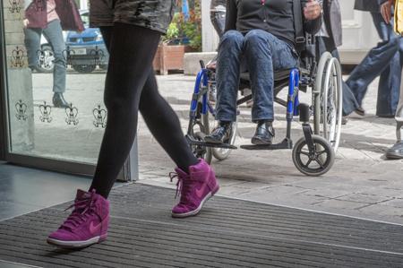 Accessibilité des locaux du Cnam Paris