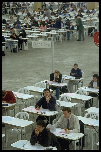 Examen de l'INTEC (Institut national des techniques économiques